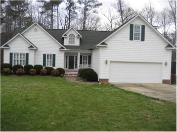  313 Foxbury Drive, Garner, NC