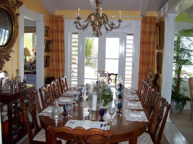 Elegant, Formal Dining Room