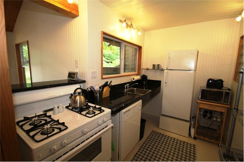 kitchen annex
