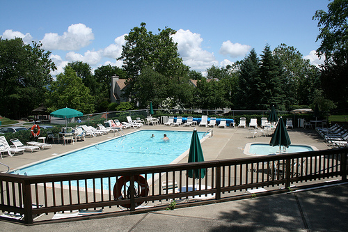 Washington Green- Community Pool