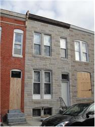 2126 W. Fairmount Avenue, Baltimore, MD