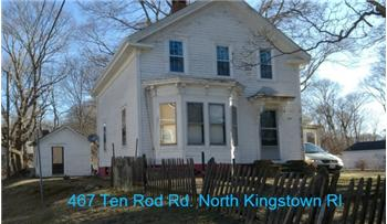  467 Ten Rod Road, North Kingstown, RI
