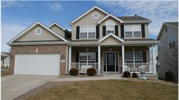  961 Daffodil Ridge Dr., Ofallon, MO