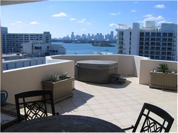 1621 Bay Road PH6, Miami Beach, FL