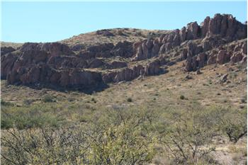 XXX Hidden Oaks Ranch (lot 22&23), Douglas, AZ
