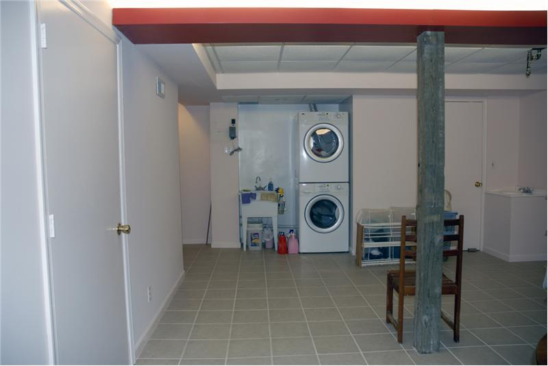 LAUNDRY/BASEMENT