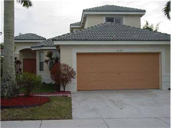 1634 SWEETGUM, WESTON, FL