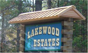 Lake Wood Estates Subdivision, Hochatown, OK