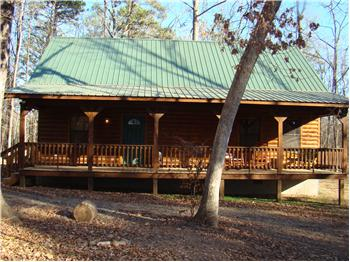 134 Timber Creek Trails --Greenbriar Cabin, Hochatown, OK